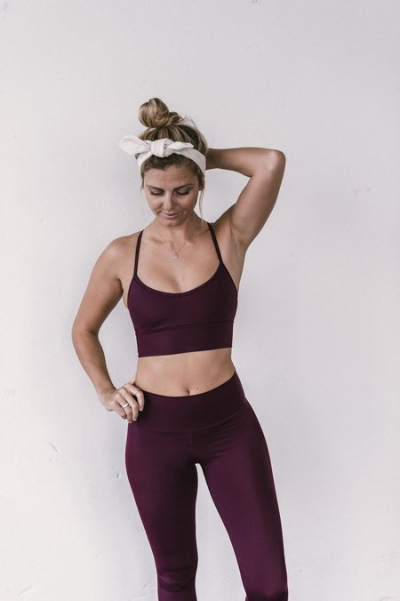 Pura Clothing Selina Yoga Pants