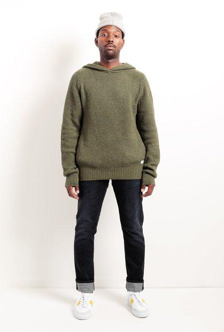 Banks Journal Across Knitwear - Utility Green