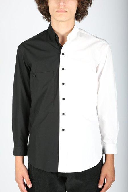 Death to Tennis Kes Shirt - White/Black