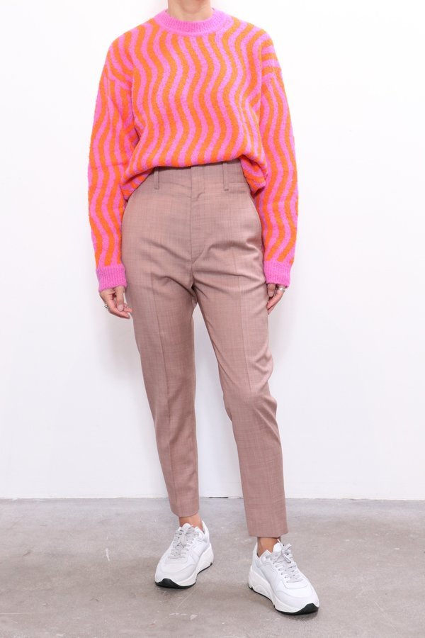 Rachel Comey Powers Top Pink Orange On Garmentory