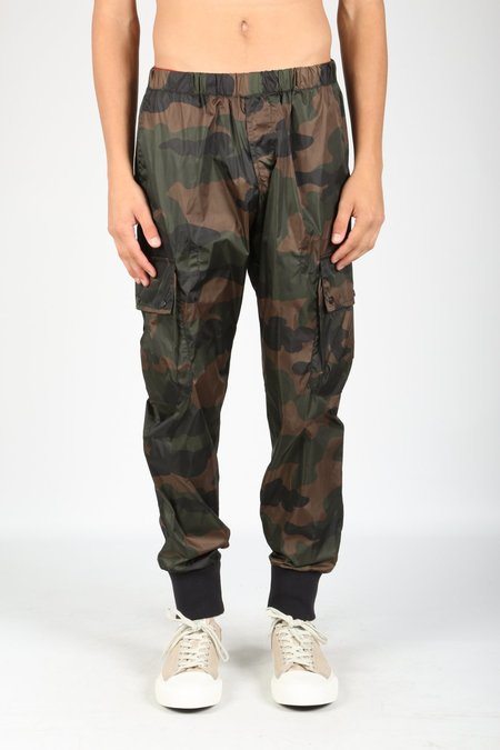 Death to Tennis Military Pant - Camouflage