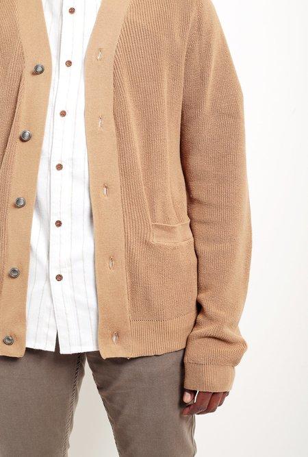Banks Journal Midnight Cardigan Knitwear - Golden Deer