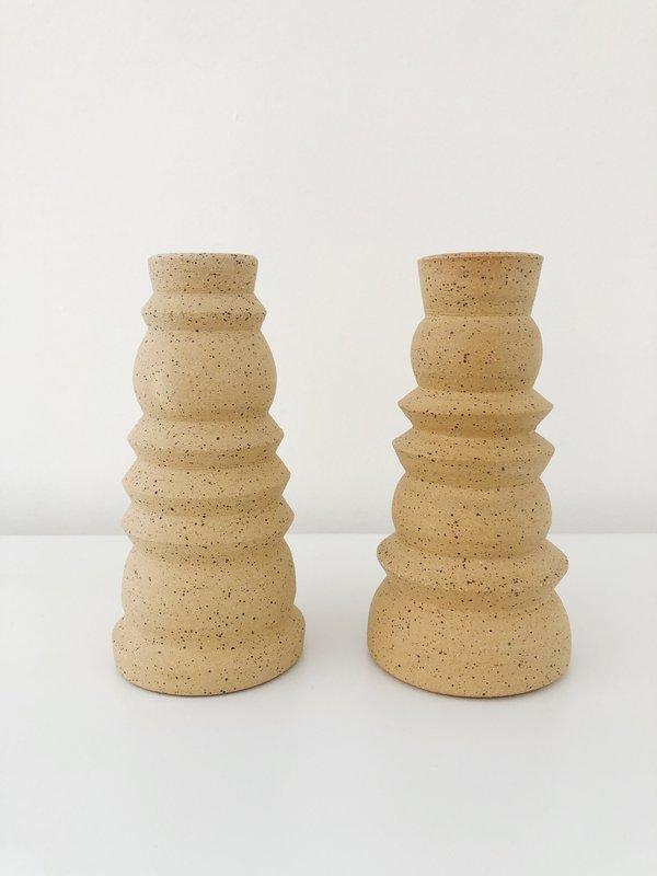 Mimi Ceramics Bud Vase - Speckle