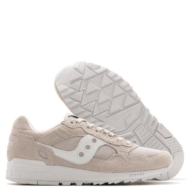 best service f024f 36821 Saucony Shadow 5000 Hairy Suede Sneakers - Tan