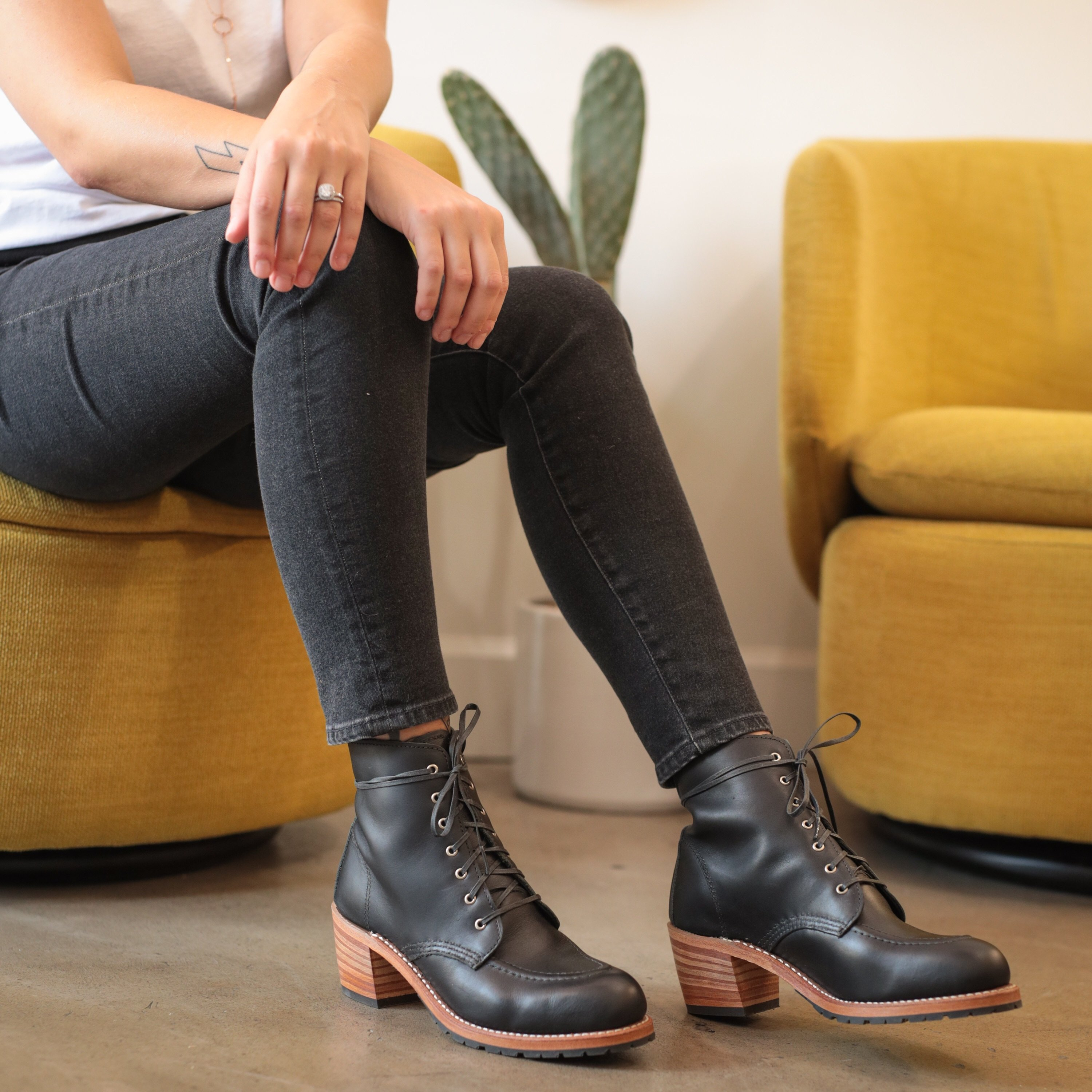 Red Wing Shoes 3405 Boundary Leather