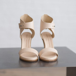 Woman by Common Projects Ankle Strap High Heel - SOLD OUT