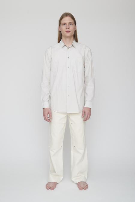 Unisex Tanaka Dad Shirt - Sand