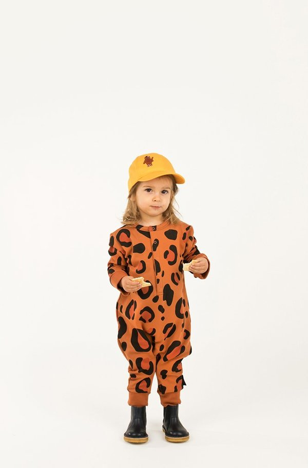 Kids Tinycottons ONE-PIECE - ANIMAL PRINT