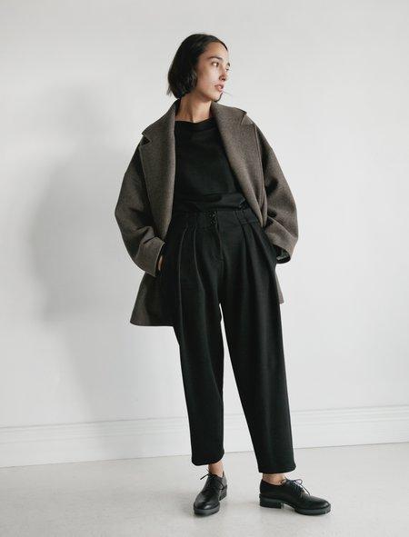 Dusan Oversized Jacket - Khaki