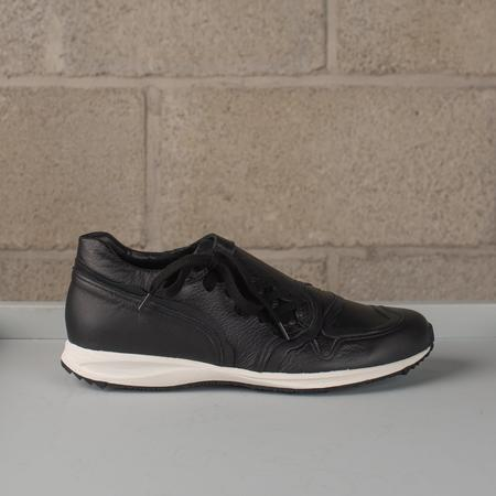 Foot The Coacher F.A.S.T. Series Side Lace Sneakers - Black