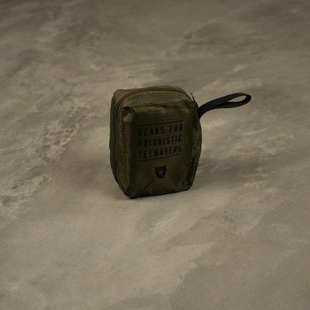 Human Made First Aid Kit Bag - Olive Drab