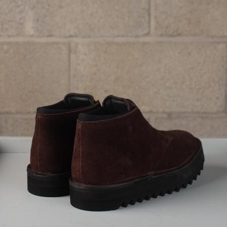 I Ripple Desert Boots - Brown