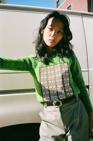 Mozh Mozh Bead Sweater