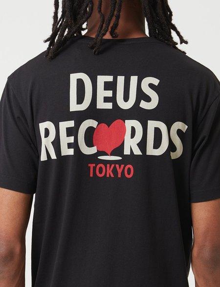 Deus Ex Machina Roving T-Shirt - Black