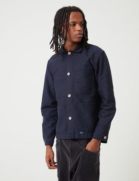 Bleu De Paname Veste De Comptoir Jacket - Navy Blue
