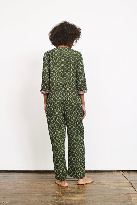 Ace & Jig Jacob Jumpsuit - Fern