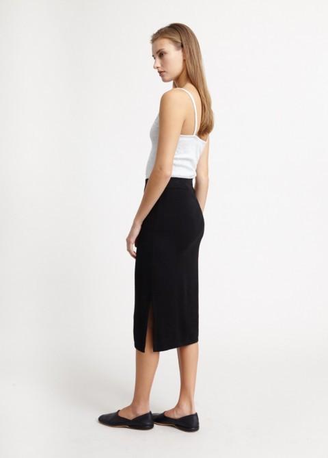 Demy Lee Linen Skirt