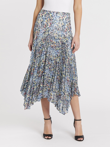 Camilla and Marc Allman Skirt - Fritz Print