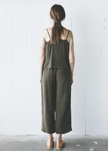 Objects Without Meaning Lounge Pant - Olive