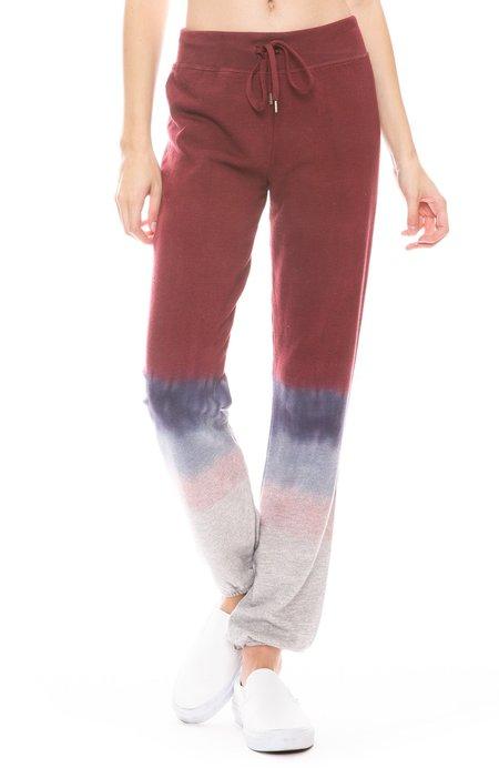 Sundry Basic Tie Dye Sweatpant - MULTI TIE DYE