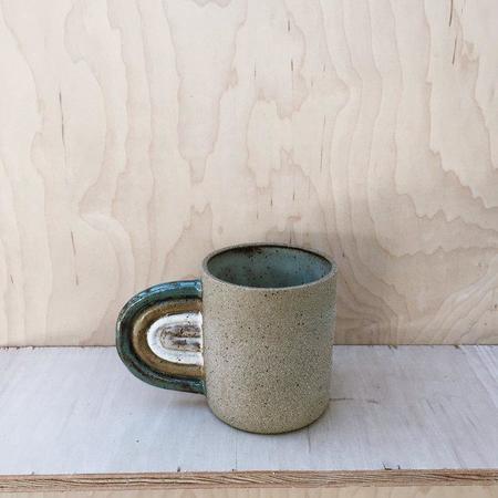 Easy to Breathe Rainbow Mug