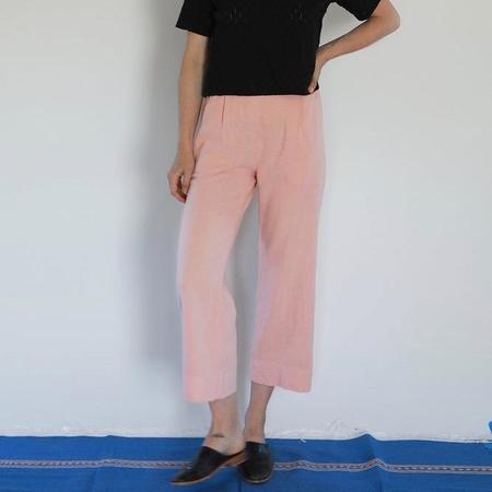 Me & Arrow Pleated Pants - Cherry Blossom