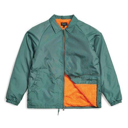Brixton Claxton Collar Sherpa Jacket