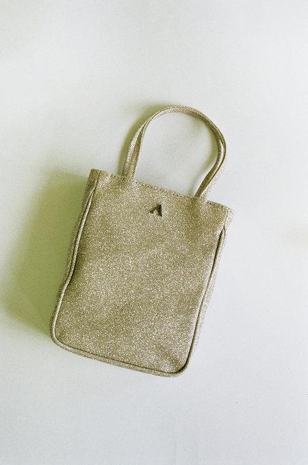 ASHLEY WILLIAMS Kate Bag - Silver/Glitter