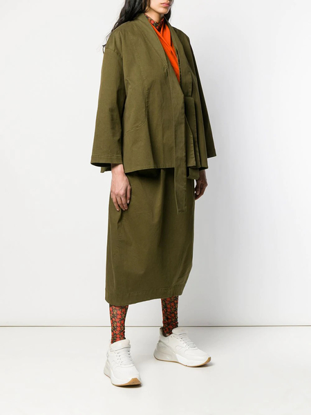 Henrik Vibskov Collect Jacket - Military Olive
