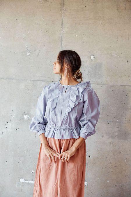 Little Tienda Lea Blouse - Lavender