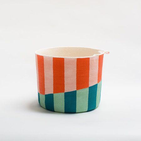 Closed Mondays Duo Stripe Buckets