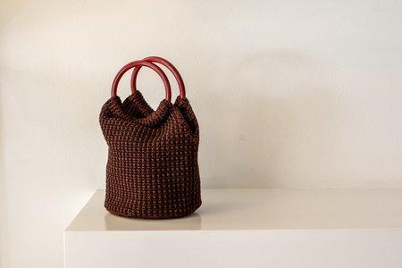 Rachel Comey Praia Bag - Brown/Black