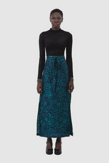 Osei-Duro Studio Wrap Skirt - Lady of Shalott
