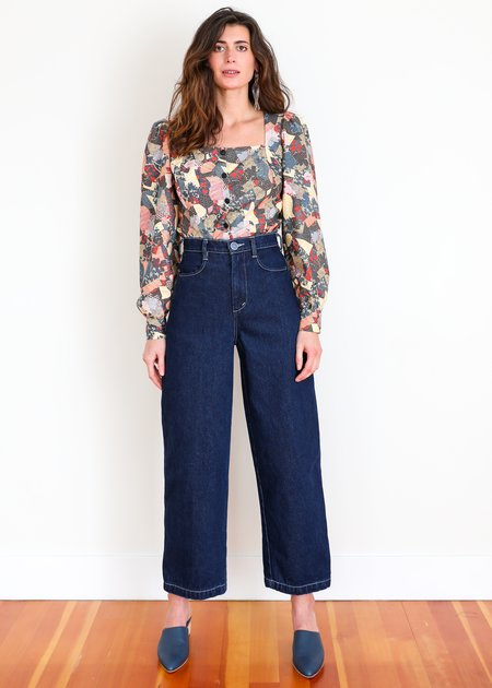 Gravel & Gold Placer Pant - Dark Denim