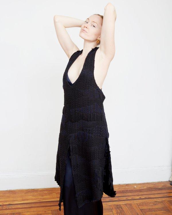 INGA-LENA The Agneta Tunic - Black