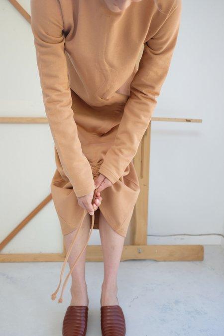 Baserange Alda Dress - Furano Brown