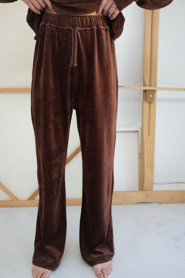 Baserange Douglas Pants - Turnip Brown