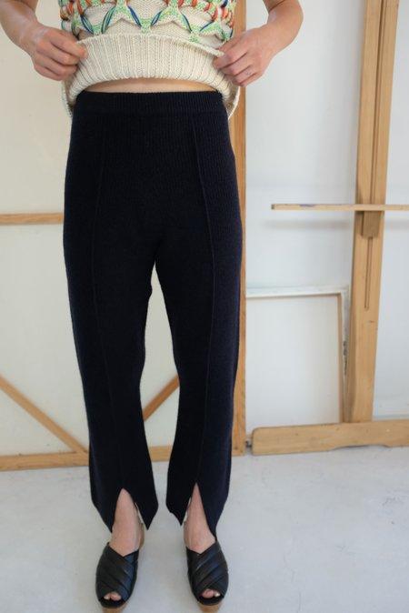 Baserange Ware Pants - Notte