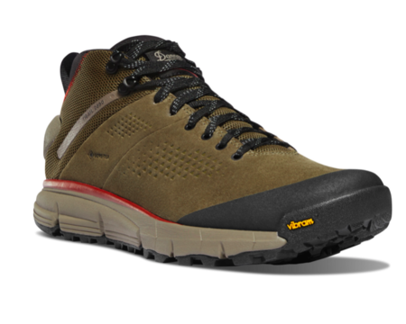 "Danner Trail 2650 Mid 4"" GTX Boots - Dusty Olive"