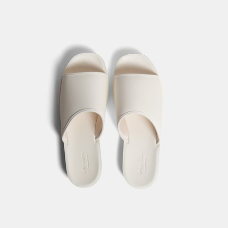 MoonStar Lazy Japanese Slipper - White