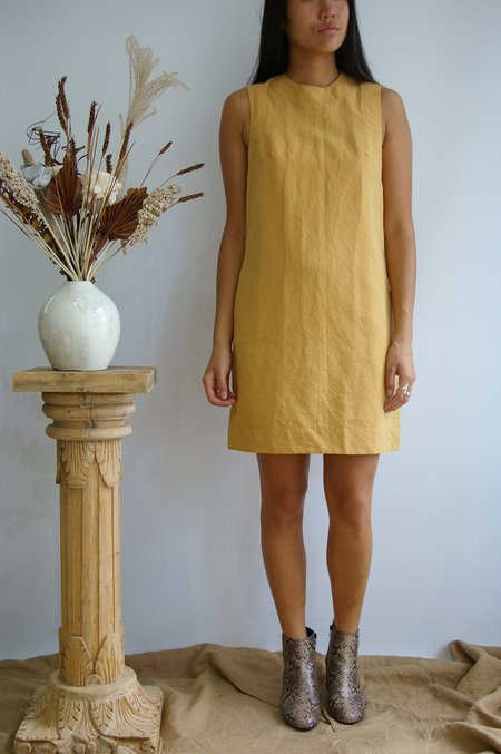 BETINA LOU ROBE ROMY dress - JAUNE