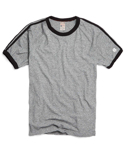 Men's Todd Snyder + Champion - Short Sleeve Stripe Tee