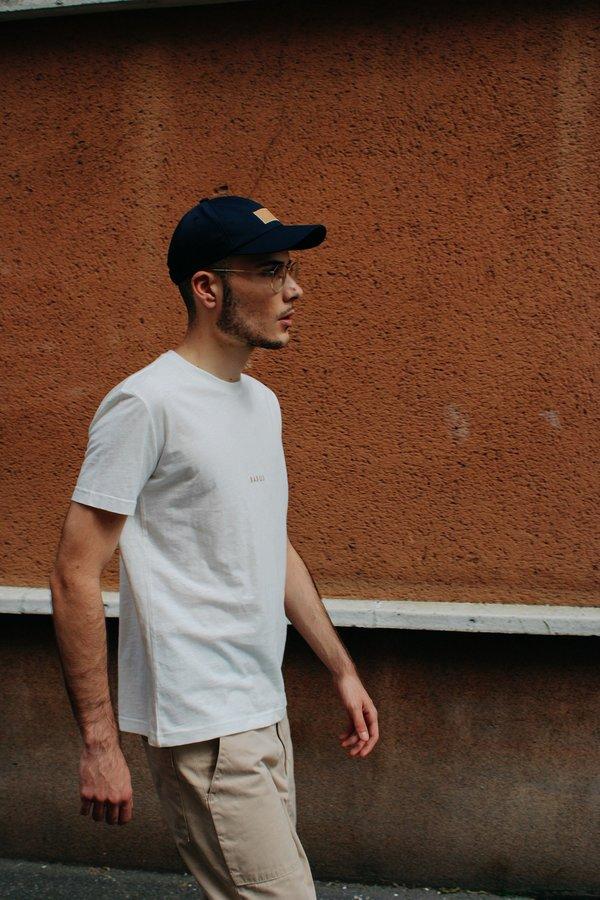 Basus T-Shirt Central - Blanc