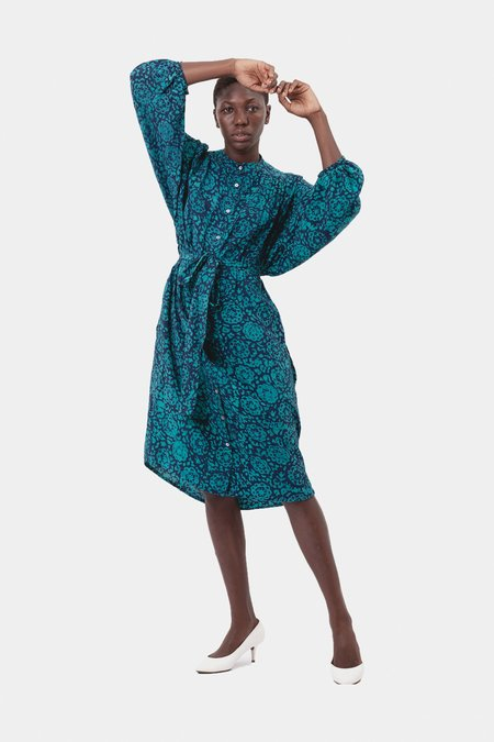 Osei-Duro Flouncy Dress - Lady of Shalott