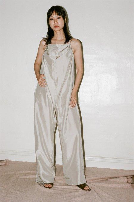 Baserange Otay Honday Jumpsuit - Tomita Grey