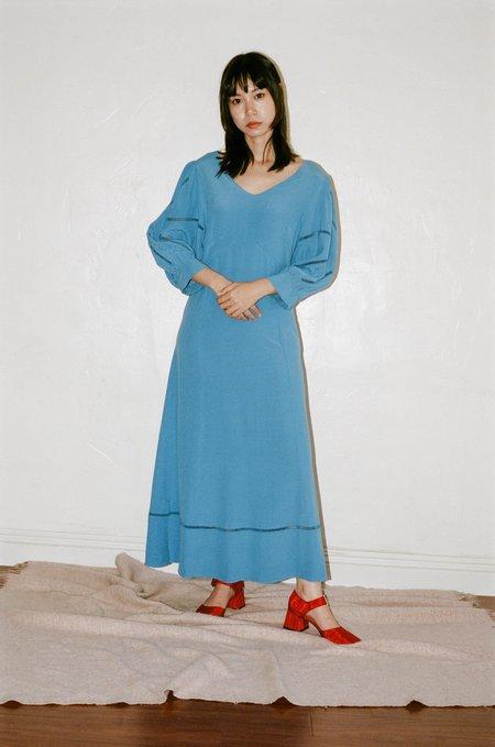 No.6 Beatrice Dress - Blue