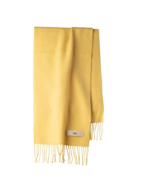 Sefr Scarf - Yellow