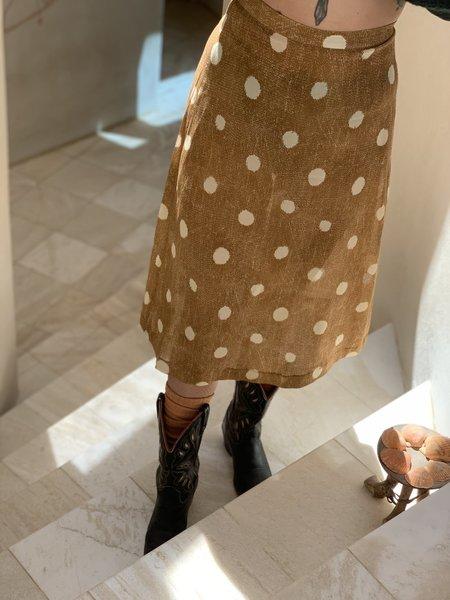 A Détacher Sawyer Skirt - Dots
