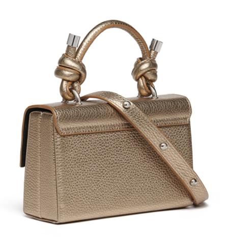 Behno Mary Bag Mini Metallic - Gold