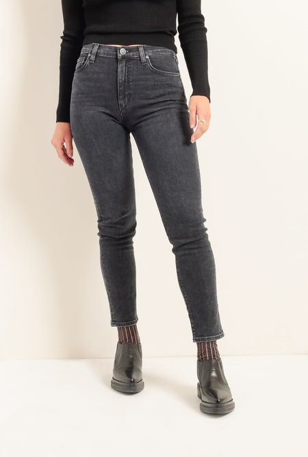 Hudson Jeans Holly High Rise Skinny Ankle Jean - Joy Ride